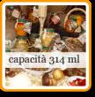 Capac. 314 ml